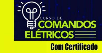 Curso Online de Comandos Elétricos com Certificado