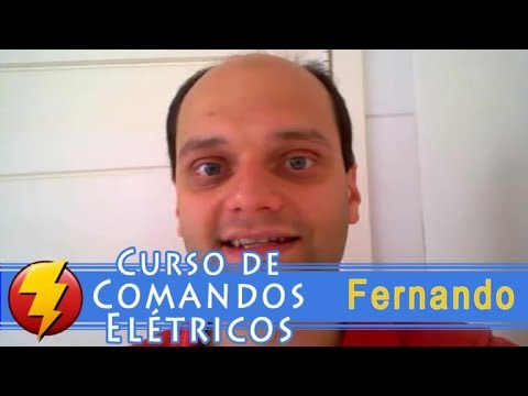 Curso de comandos eletricos – Depoimento Fernando Luft