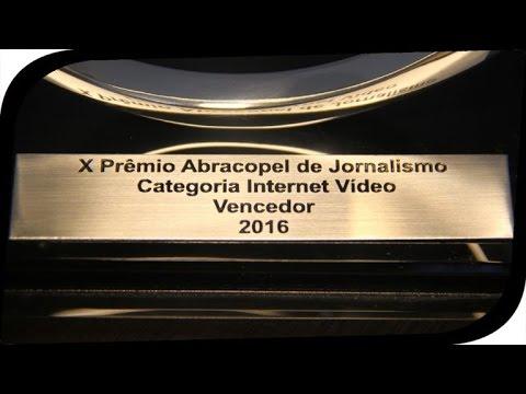 Prêmio Abracopel de Jornalismo na categoria Internet Vídeo