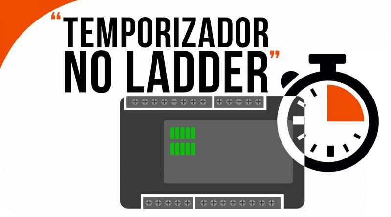Temporizador Ladder