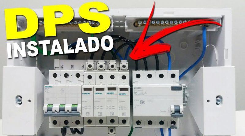 DPS instalado