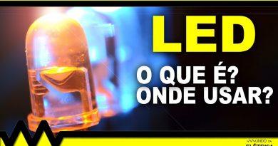 como utilizar o led