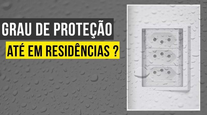 Grau de Proteção, Até em Residências ? #Novidade