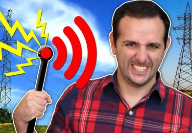 Como transmitir eletricidade sem fios (energia wireless)
